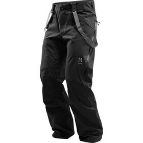 Haglöfs Line Pantalones Hombre, true black